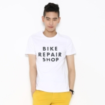 BIKE REPAIR SHOP Tee